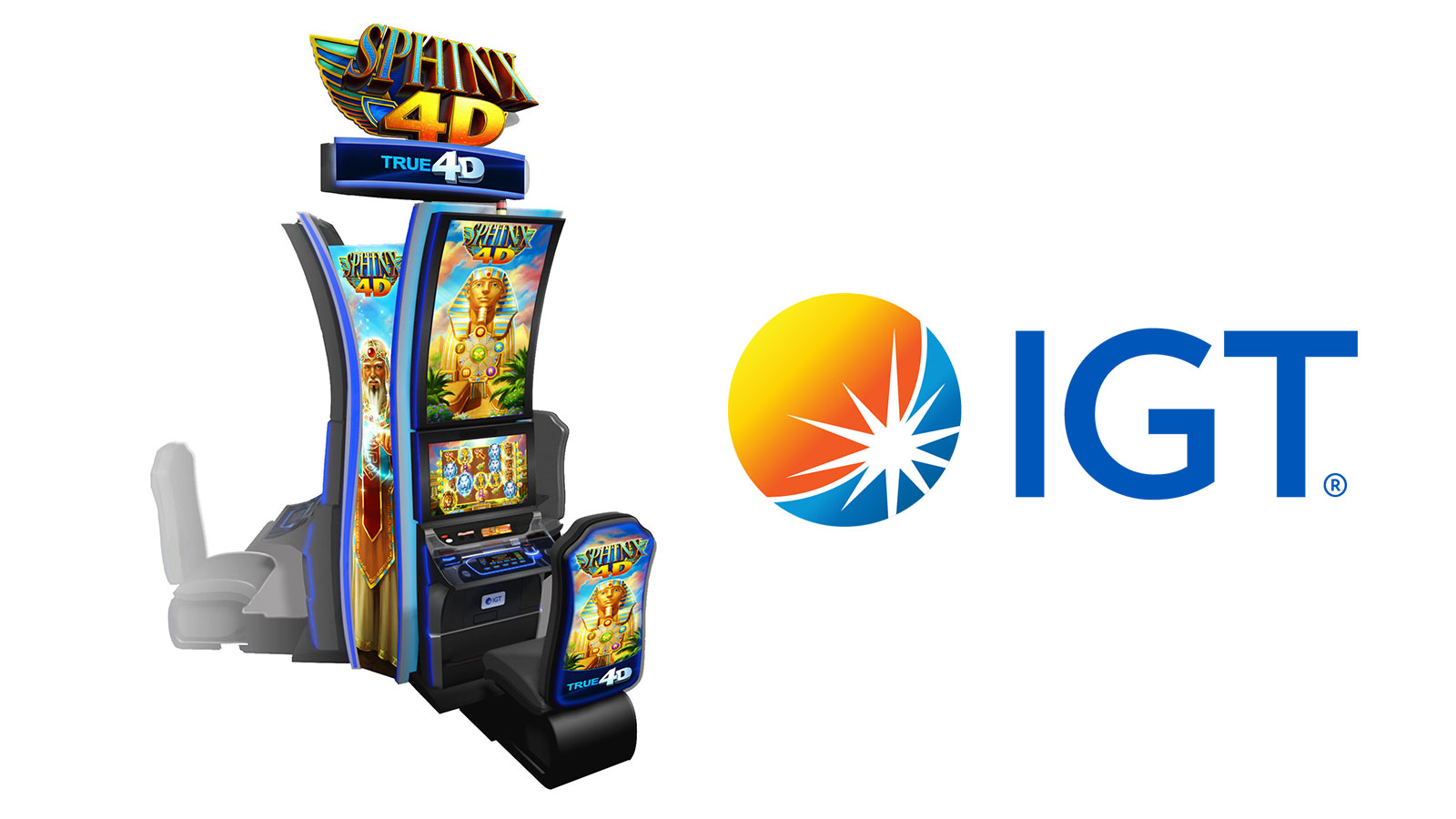 IGT Sphinx True 4D machine