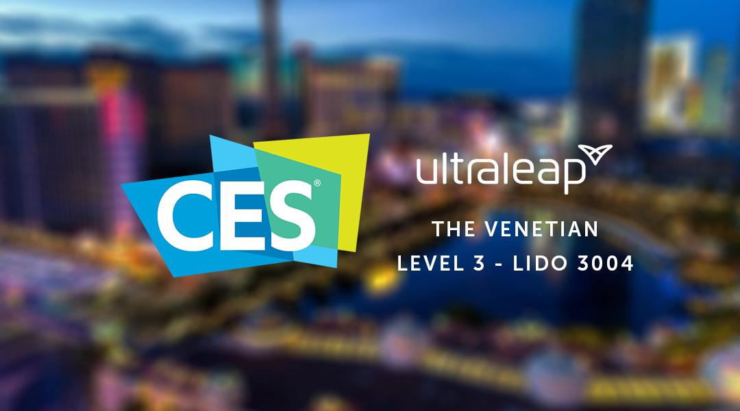 Ultraleap at CES 2020