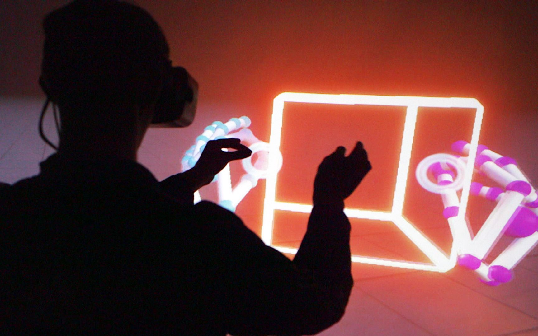 Leap Motion (Ultraleap) no gloves or VR controllers required