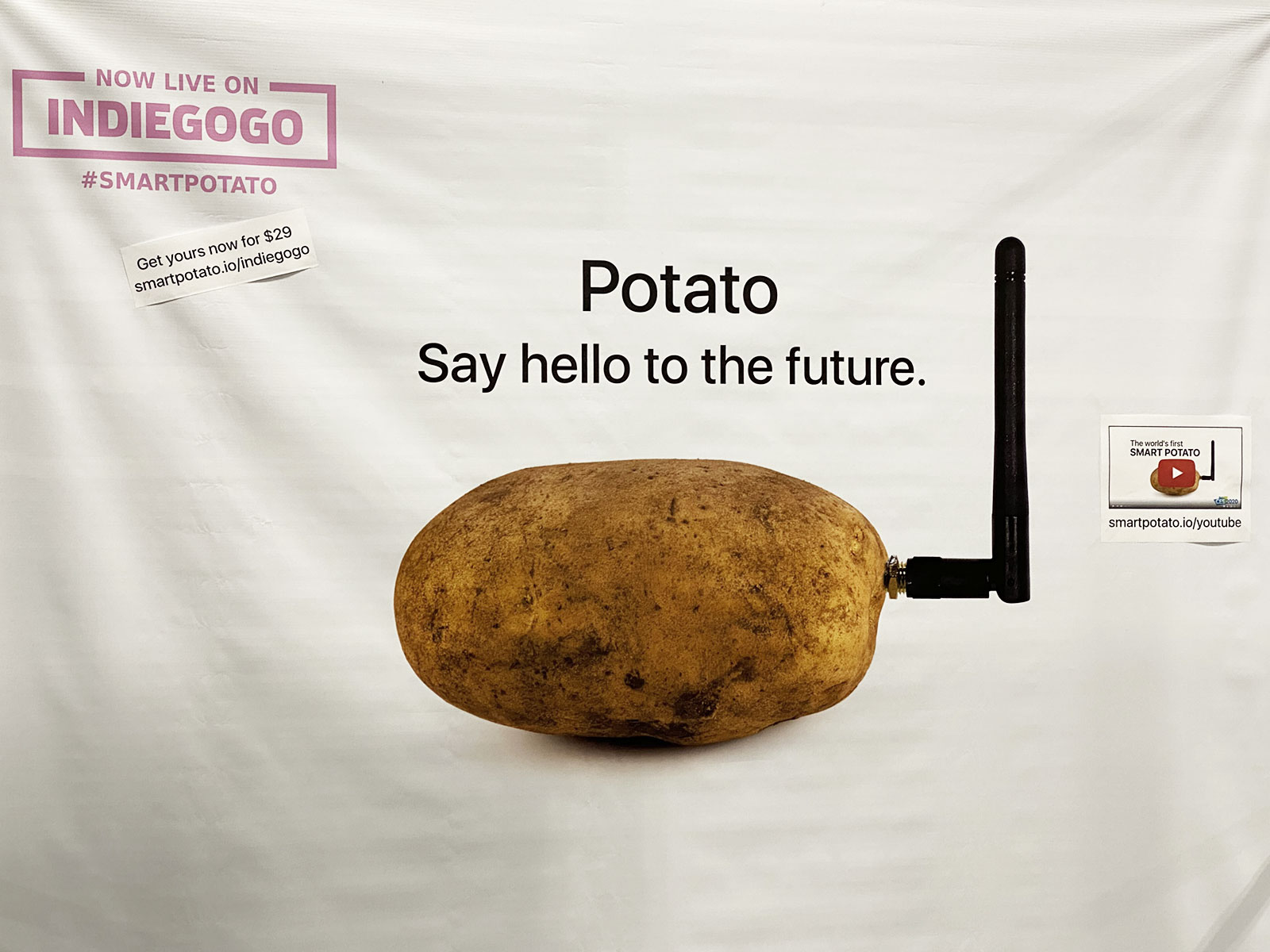 Smart Potato at CES 2020