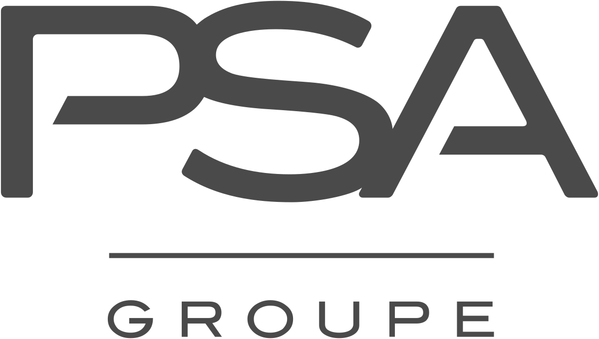 Groupe PSA logo