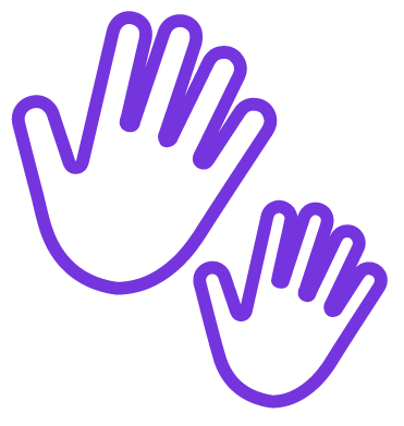 Ultraleap Gemini Hand Tracking adaptation icon