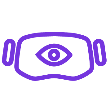 Ultraleap Gemini Hand Tracking headset icon