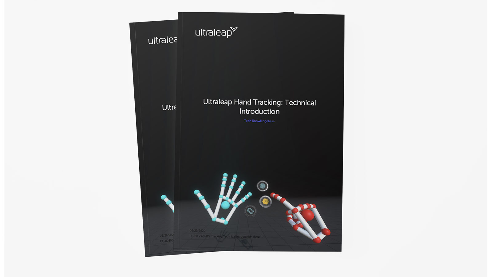 Ultraleap Hand Tracking Technical Guide cover
