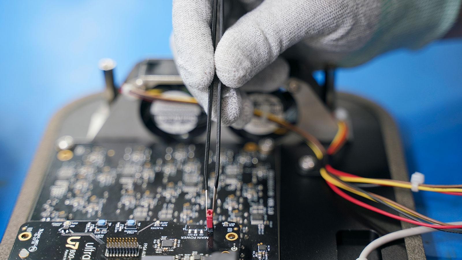 Ultraleap hardware